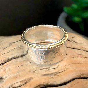 Silpada Two-Tone Ring
